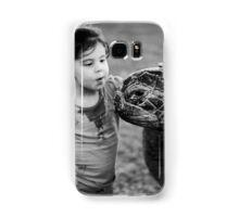 Hello turtle Samsung Galaxy Case/Skin