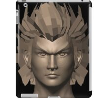 Tiger Wong T-shirt iPad Case/Skin
