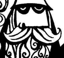 Compassion Wizard Sticker