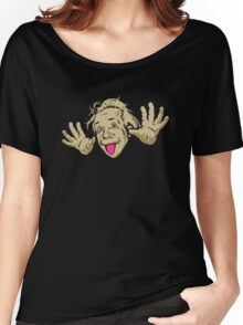 Albert Einstein Women's Relaxed Fit T-Shirt
