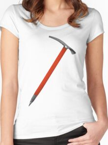 Ice Axe Women's Fitted Scoop T-Shirt