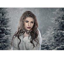 Winter's Chill Photographic Print