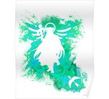 Palutena Spirit Poster