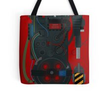 Ghostbusters Proton Pack Tote Bag