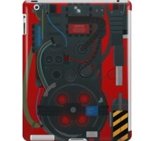 Ghostbusters Proton Pack iPad Case/Skin