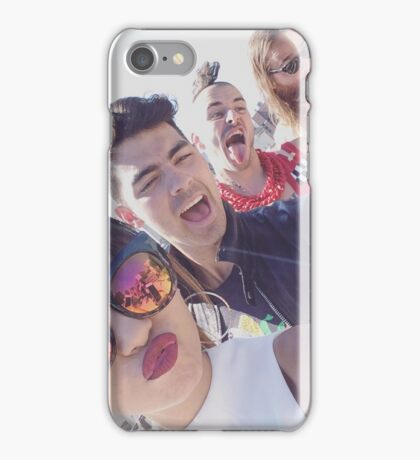DNCE selfie iPhone Case/Skin
