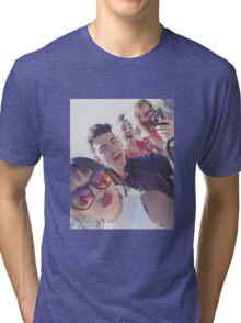 DNCE selfie Tri-blend T-Shirt