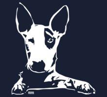 Bull Terrier One Piece - Long Sleeve