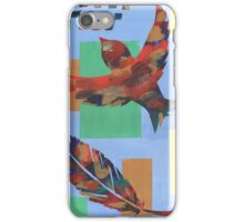The Dreamer's Feather iPhone Case/Skin
