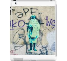 Graffiti Gandhi iPad Case/Skin