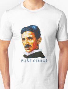 Nikola Tesla Tribute T-Shirt