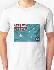 Royal Australian Air Force - RAAF Ensign Unisex T-Shirt
