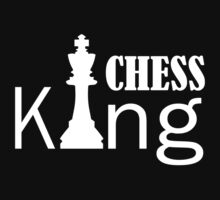 Chess King One Piece - Long Sleeve