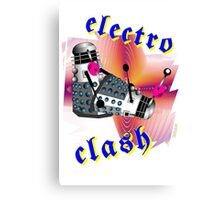 Electroclash, Baby! Canvas Print