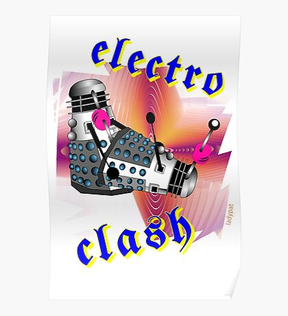 Electroclash, Baby! Poster