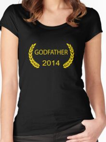 Godfather 2014 Women's Fitted Scoop T-Shirt