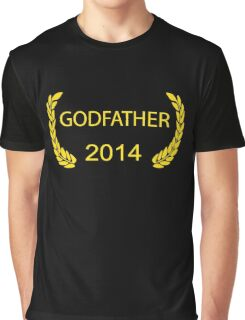Godfather 2014 Graphic T-Shirt