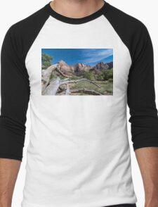 Reaching Men's Baseball ¾ T-Shirt