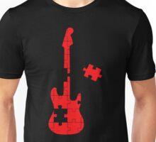 Guitar Puzzle Unisex T-Shirt