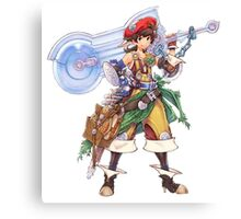 Luso Clemens from Final Fantasy Tactics A2: Grimoire of the Rift Canvas Print