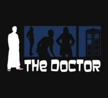 The Doctor by rexraygun