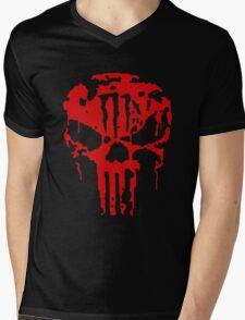 Gym Crossfit Mens V-Neck T-Shirt
