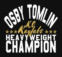 Osby The Champ (White Lettering W/Stars by sxdesigns