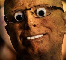 The aPeel of Mr Potato Head Sticker