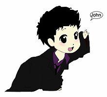 Baby Sherlock  by sherlocked4eva