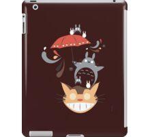 Totoro Umbrella iPad Case/Skin