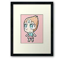 pearl chibi Framed Print
