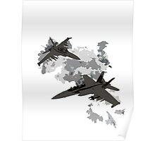 War Jets Poster