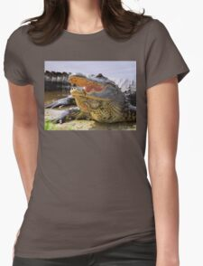 Face to face Womens Fitted T-Shirt