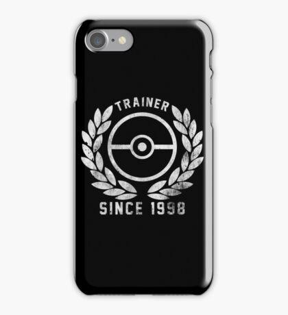 Pokemon Trainer! iPhone Case/Skin