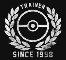 Pokemon Trainer! Kids Tee