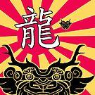 "Aestheticz Japan ""Dragon"" 2 by Aestheticz ."