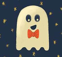 Ghost in a Bowtie by Carol Patton