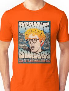Bernie Sanders Road To The Whitehouse Tour 2016 Unisex T-Shirt
