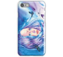 Fairies Cry Too iPhone Case/Skin