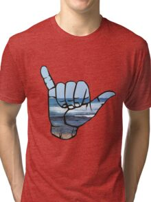 Kona Shaka Tri-blend T-Shirt