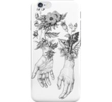 Witch's Herbs iPhone Case/Skin