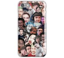 """""""gamer trinity"""" collage iPhone Case/Skin"""