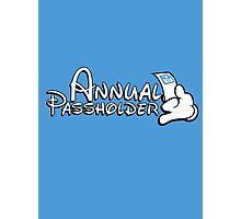Passholder Photographic Print
