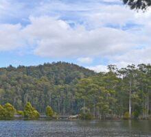 Lake Barrington, Tasmania, Australia Sticker