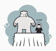 Eskimo v Pola Bear by jamesgalibarrow