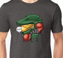 Hello? Unisex T-Shirt