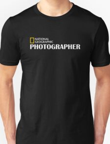 National Geographic Photographer T-Shirt