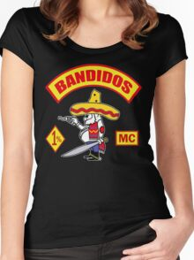 Bandidos Women's Fitted Scoop T-Shirt