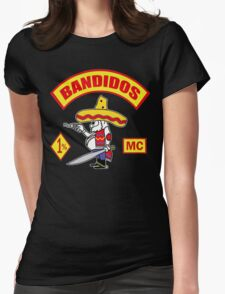 Bandidos Womens Fitted T-Shirt