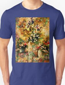 Autumn Bounty - Abstract Expressionism T-Shirt